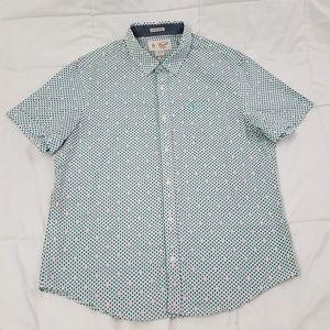 Original Penguin Casual Slim Shirt Mens XL White